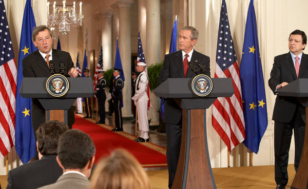 Por qué debería reformarse la Nueva Agenda Transatlántica, y por qué no se reformará