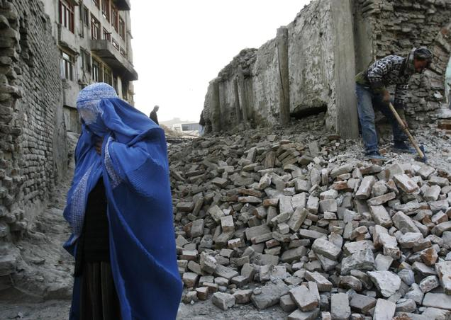 Can Afghanistan Be Rebuilt?