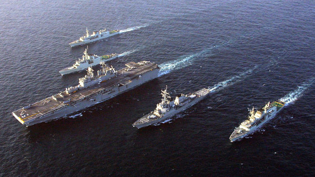 canada navy