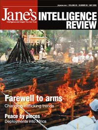 jane's intelligence review