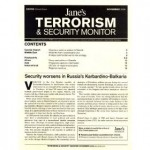 jane's terrorism and security monitor