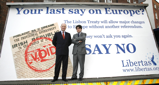 Lisbon Treaty: Europe's Slow-Moving Coup d'État
