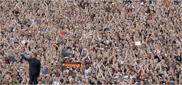 End of Obamamania? Europe's Tepid Reaction to Obama's Nobel