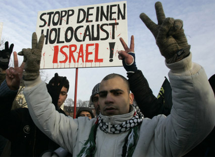 Anti-Semitism on the Rise in Germany