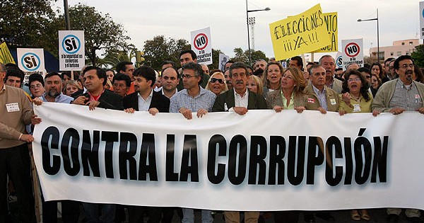 Why Corruption Reigns in Spain