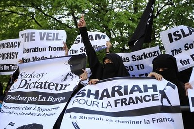 France: Burqa Ban Goes Into Effect
