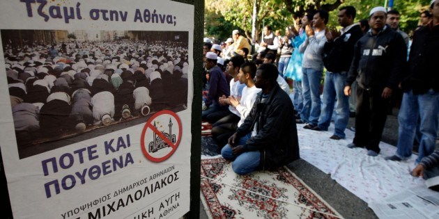Greece to Build First Official Mosque in Athens