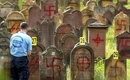 Runaway Anti-Semitism in Italy
