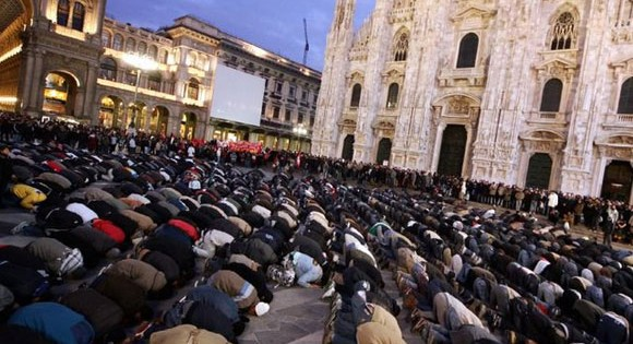 Italy's Mosque Wars