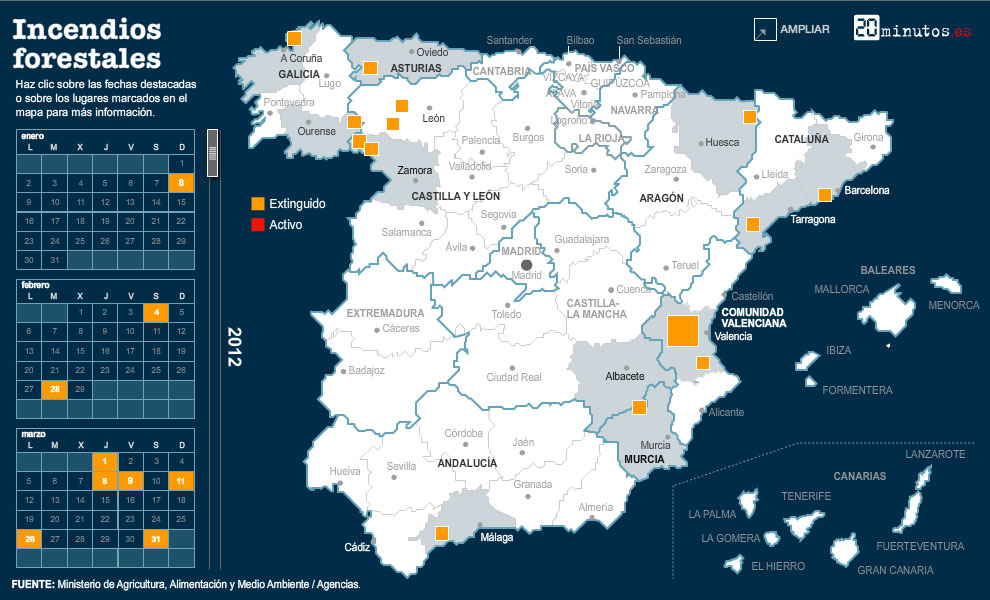 spain forest fire jihad in 2012
