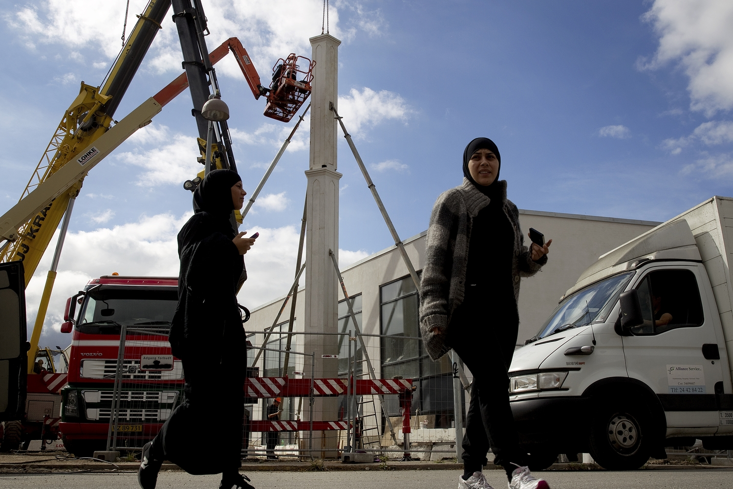 The Biggest Mega-Mosque in Scandinavia: Denmark Gets its First Minaret