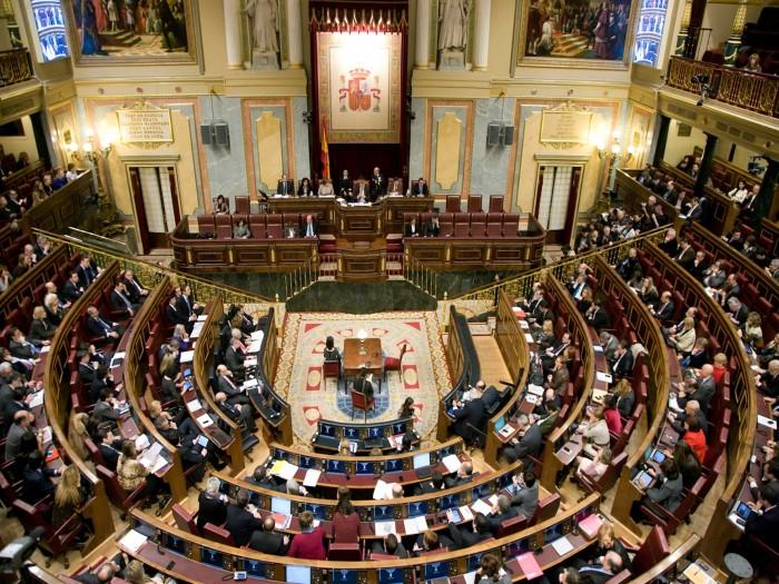 congreso de diputados madrid