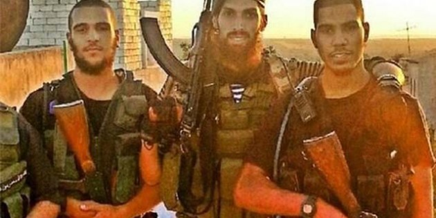 Dutch Jihadists in Syria Pose Threat to the Netherlands
