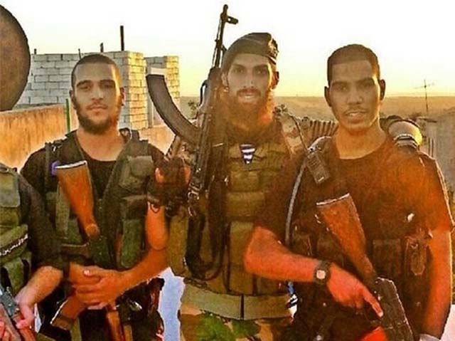 dutch jihadists yilmaz