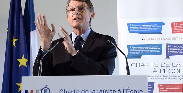 "France: A ""Secularism Charter"" in Every School"