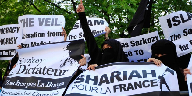 The Islamization of France in 2013