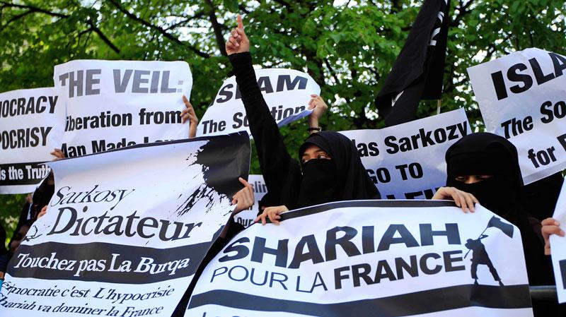 france sharia 4 france