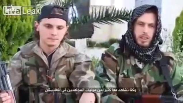 french jihadists syria