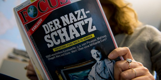 German Pledges to Return Nazi-Looted Art