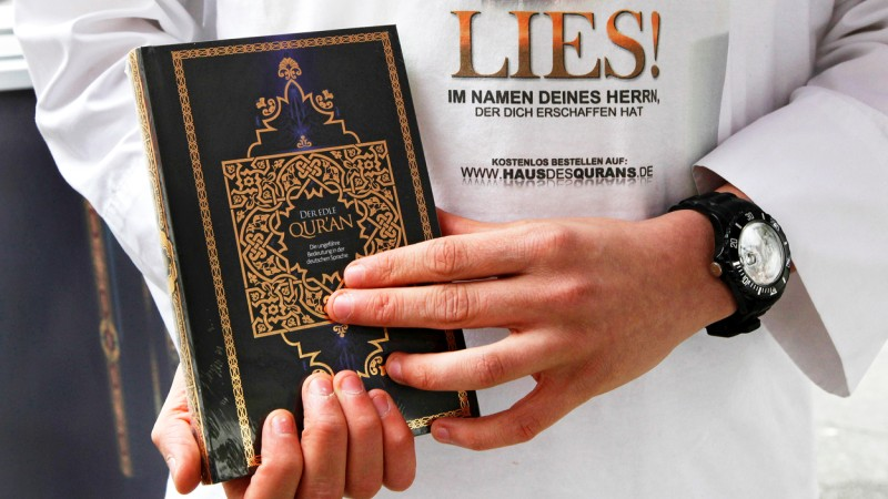 germany lies koran