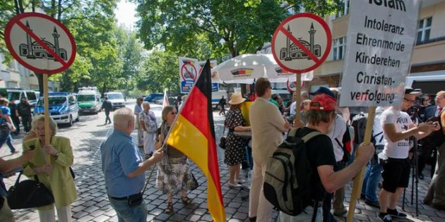 Germany: Islam Becomes Campaign Issue