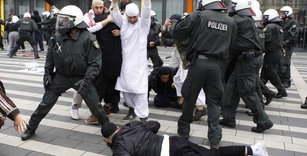 Germany vs. Radical Islamists