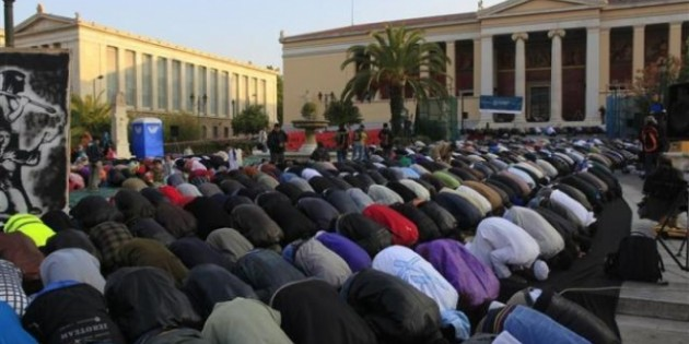 Greece: Taxpayer-Funded Mosque Planned in Athens