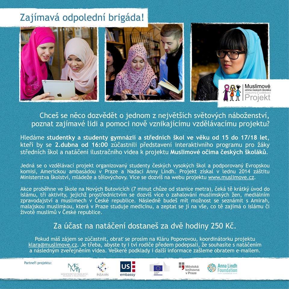 islam czech schools