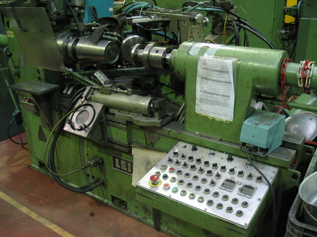 leifeld machine tool