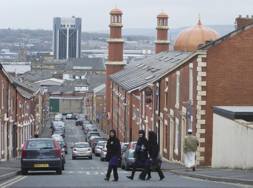 uk masjid-etauheedul-Islam in blackburn