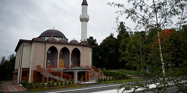 Sweden: Mosque to Blast Prayer Calls from Minaret