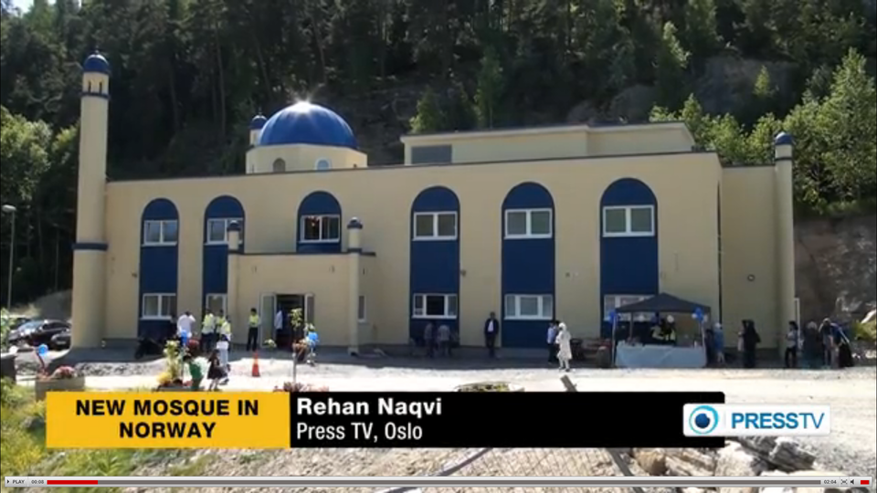 norway shia mosque