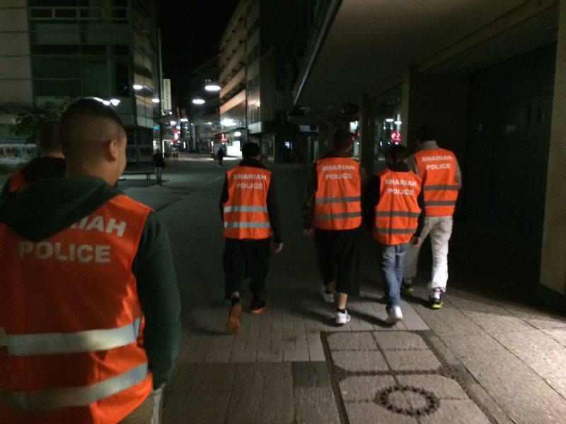 germany sharia police wuppertal
