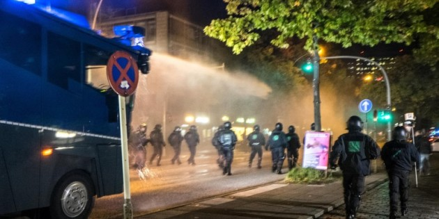 Germany: Holy War Erupts in Hamburg