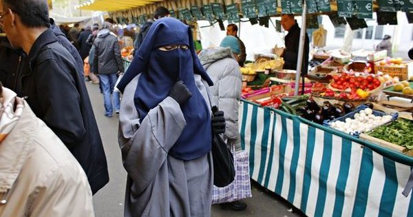 The Islamization of France in 2014