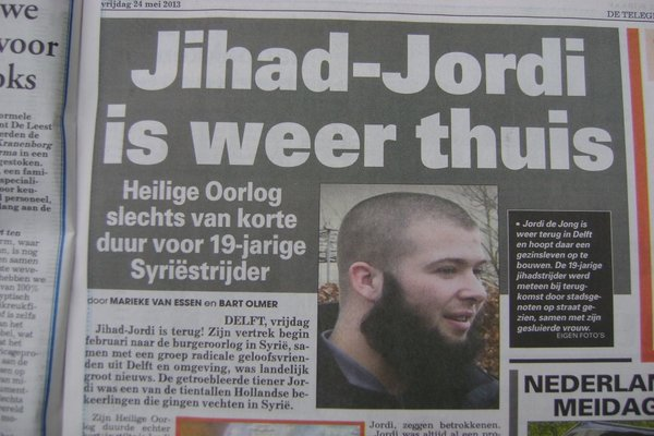 netherlands jihad jordi