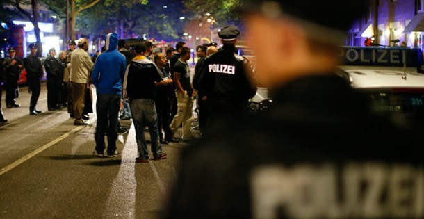 Germany: Migrant Crime Wave, Police Capitulate