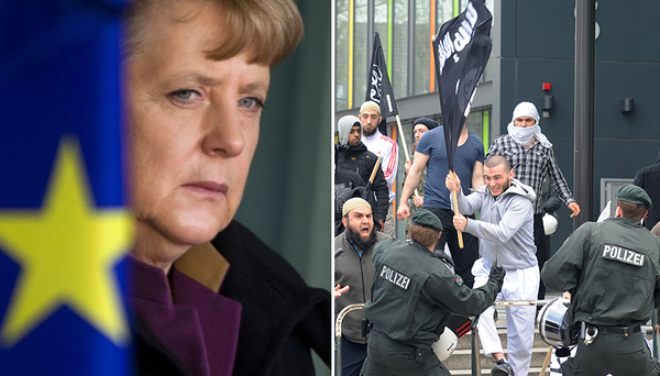 germany merkel migrant crisis