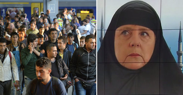 The Islamization of Germany in 2015