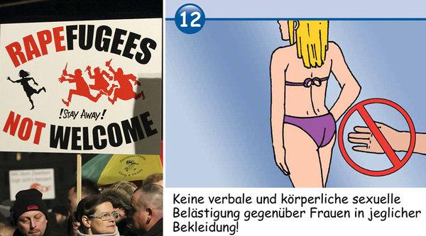 germany migrant crisis jan 2016
