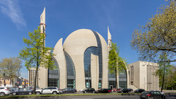 germany cologne mosque