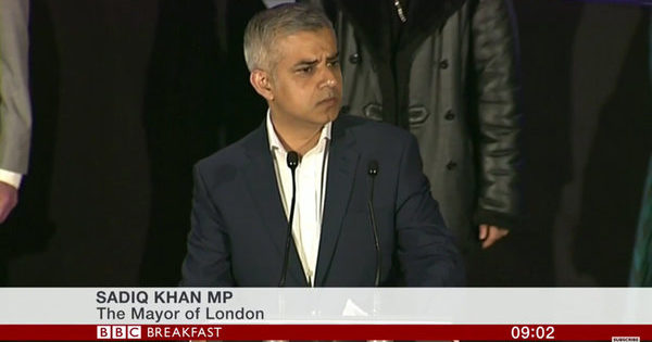Meet the First Muslim Mayor of London