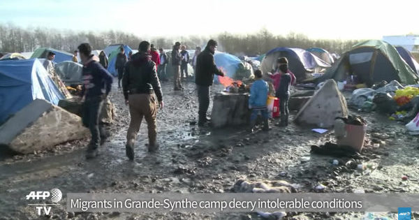 Paris Becomes Massive Camp for Illegal Migrants