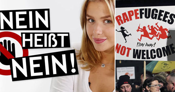 "Germany's New ""No Means No"" Rape Law"