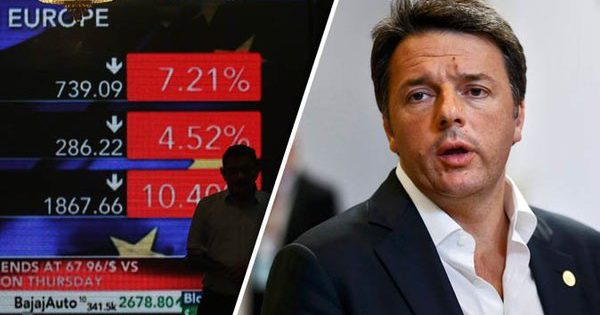 Could Italy Bring Down the Euro?