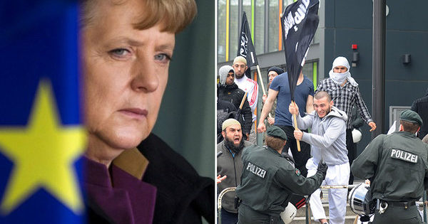 "Germany: ""No Change to Open-Door Migration Policy"""