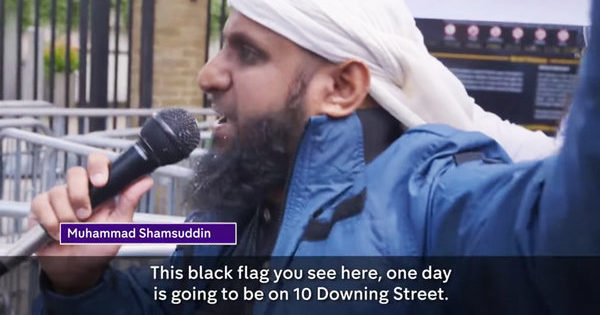 The Islamization of Britain in 2016