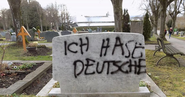 The Islamization of Germany in 2016