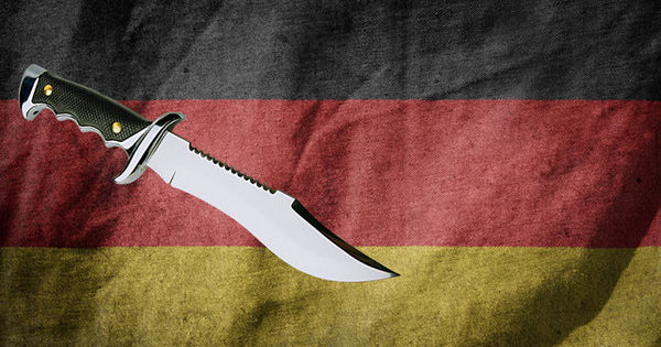Germany: Surge in Stabbings and Knife Crimes