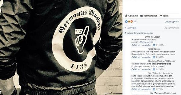 "Germany: Muslim Biker Gang Vows to ""Protect"" Fellow Muslims"